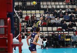 LP Salo-Fenerbahçe Opet: 0-3