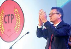 CTP'nin Cumhurbaşkanı adayı Erhünman oldu