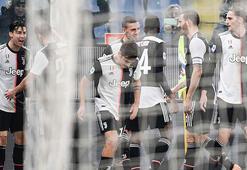 Merihli Juventus deplasmanda galip: 1-2