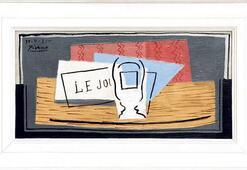 Orijinal Picasso tablosu çekilişi