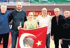 Banu Karadağlı'ya Belgrad'dan ödül