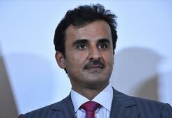 Katar Emiri Şeyh Temim: Katar ihtiyaç halindeki ülkelere koşulsuz ekonomik yardım yapıyor