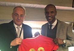 Gençlerbirliği Kulübü Başkanı Murat Cavcavdan Barcelonaya ziyaret