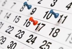 Ramazan ve Kurban Bayramı tarihleri belli oldu Ramazan ve Kurban Bayramında kaç gün tatil olacak