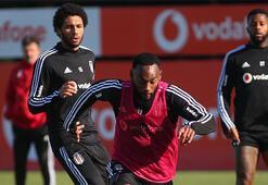 Beşiktaşta derbi hazırlıkları başladı N'Koudou döndü...
