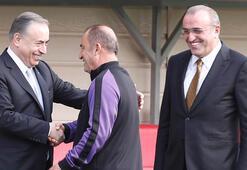 Galatasarayda Nzonzi ve Serinin yerine 2 Sambacı