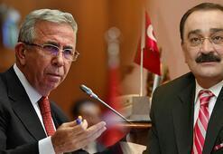 Sinan Aygün'den Mansur Yavaş'a suç duyurusu