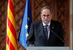 Ayrılıkçı Katalan siyasetçilere Avrupadan iyi, İspanyadan kötü haber