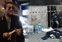 İstanbulda korkunç olay Kendisini yaktı