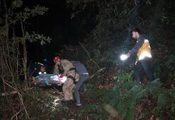 Kestikleri ağaç üstlerine düşen çift öldü
