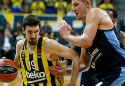 Fenerbahçe Beko - Zenit: 81-84