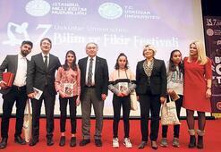 İstanbullu öğrenciler, icat çıkaracak