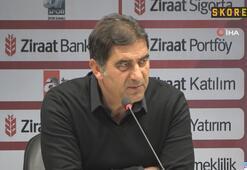 Ünal Karaman: Futbolun doğrularını yapmaya çalıştık