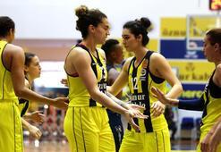 Spar Citylift Girona - Fenerbahçe Öznur Kablo: 57-62