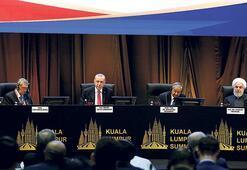Erdoğan, Kuala Lumpur Zirvesi'nde konuştu: Beşli sistem ömrünü tamamladı