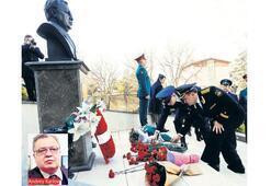 Büyükelçi Karlov Ankara'da anıldı