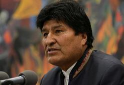 Son dakika | Morales: Kanunen halen devlet başkanıyım