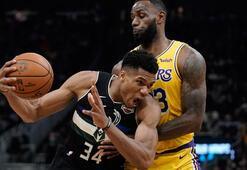 NBAin zirvesindeki düellonun galibi Bucks