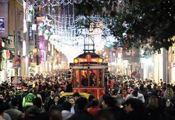 Yılbaşında 1 milyon tatilci bekleniyor