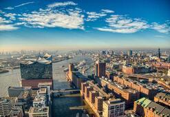 Dünyanın limanı Hamburg