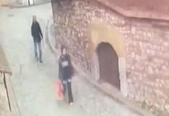 Balattaki tacizci yakalandı