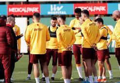 Galatasaray kafilesi İzmirde Emre Mor kadroda yok