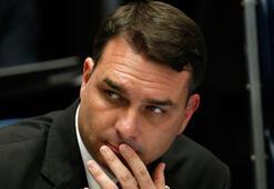 Brezilyada Bolsonaronun oğluna baskın