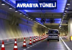 Avrasya Tünelinden yıllık 1,2 milyar lira tasarruf