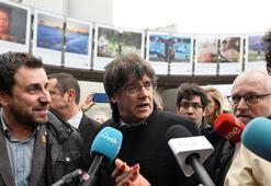Avrupadan Katalan siyasetçilere yedi ay sonra mazbata