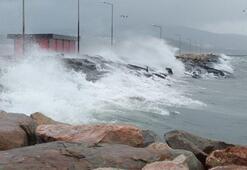 Cumartesi - Pazar hava durumu | Fırtına uyarısı Ankara, İstanbul, İzmir ve diğer illerin hava durumu bilgileri
