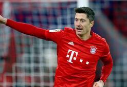Bayern Münihte Lewandowski şoku Ameliyat edilecek...