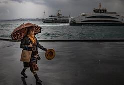 İstanbula hafta sonu uyarısı Kuvvetli şekilde geliyor