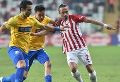 Antalyaspor-MKE Ankaragücü: 2-2
