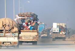 Yeni göç dalgası Suriye'de karşılanacak