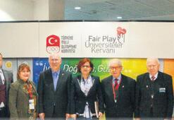 Fair Play Komitesi Uşak Üniversitesi'nde