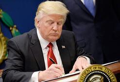 Son dakika | Trumptan skandal Türkiye hamlesi İmzaladı