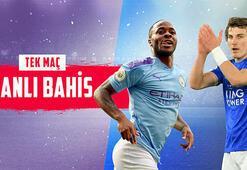 Manchester City-Leicester maçının heyecanı Misli.comda