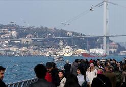 Marmarada sıcaklık mevsim normallerinin 4 ila 6 derece üzerinde  olacak