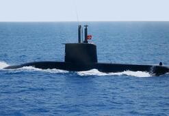 Son dakika: Türkiyenin yeni denizaltısı suyla buluşuyor