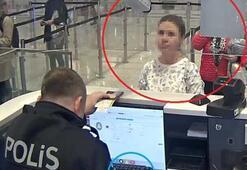 Görüntüleri ortaya çıktı Havalimanında şoke eden olay...