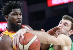 Galatasaray Doğa Sigorta: 84 - Frutti Extra Bursaspor: 70