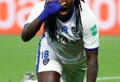 Üçüncülük maçına Bafetimbi Gomis damga vurdu