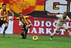 Göztepe - Galatasaray: 2-1