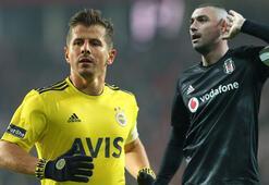Fenerbahçe Beşiktaş karşısında  Kadıköyde dev derbi