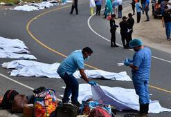 Son dakika | Katliam 20 kişi hayatını kaybetti