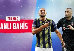 Fenerbahçe-Beşiktaş derbisi canlı bahis heyecanı Misli.comda