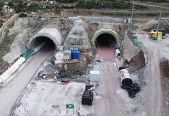 Dev projede sona yaklaşıldı Bittiğinde Denizli, Antalya, Ankara ve Muğla'ya direkt bağlanacak