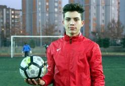 Muhammet Eren Arıkan: Hayalim Premier Ligde forma giymek