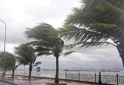Hava durumu bugün nasıl olacak Meteorolojiden kuvvetli rüzgar ve yağış uyarısı