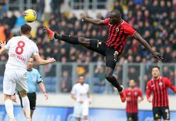 Gençlerbirliği-Demir Grup Sivasspor: 2-2